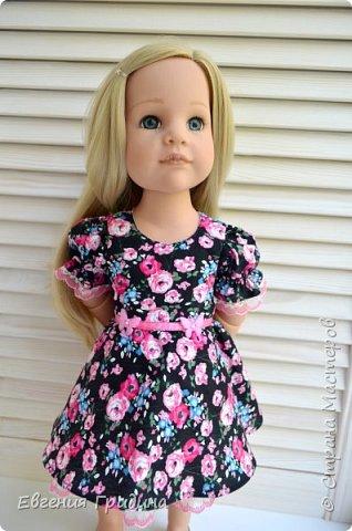 Новое платье для куколки 45-55 см  фото 5