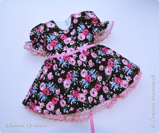 Новое платье для куколки 45-55 см  фото 8