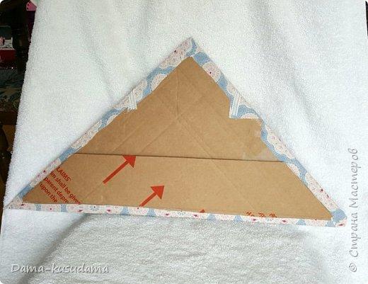 Коробки из картона,в 2 слоя + плотная белая бумага вогруг и потом еще материей обнлеивала фото 13