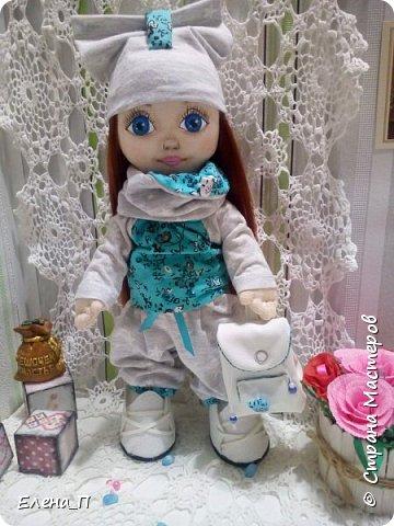 Знакомьтесь, куколка Настюша!!!  фото 1