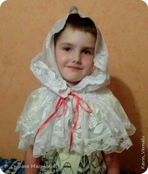 Текстильная кукла фото 4