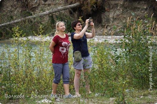 И вот настали последние два дня. Все мастер-классы проведены, осталось только любоваться красотами Архыза. В первую очередь, с утра, мы отправились на Софийские водопады. фото 120