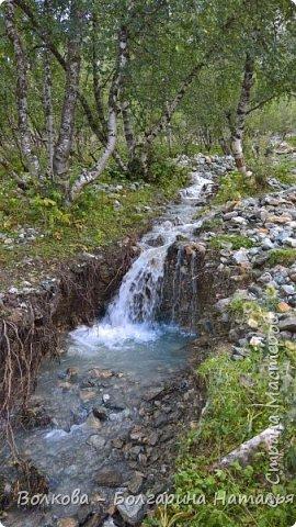 И вот настали последние два дня. Все мастер-классы проведены, осталось только любоваться красотами Архыза. В первую очередь, с утра, мы отправились на Софийские водопады. фото 84