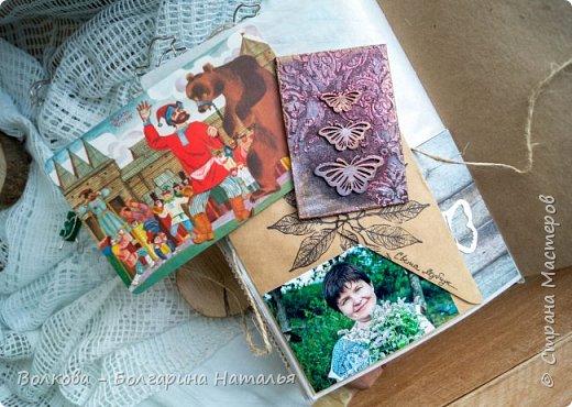Моя последняя долгостройная работа с мастер-класса Эли Гафаровой - дневник - готова. Поскольку странички в дневник уже дома оформляла, то без фото из Архыза обойтись было бы странно. Причём, я решила вместе с фото участниц скрап-феста сохранить их АТС-ки и открытки. Хранить их отдельно не хотелось. фото 22