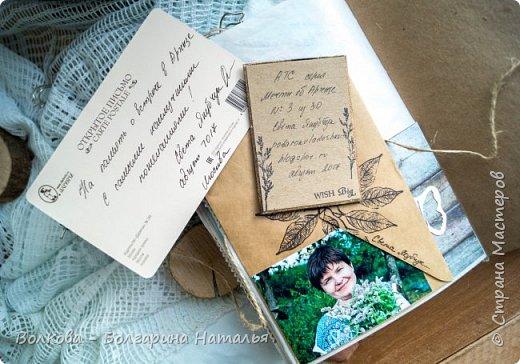 Моя последняя долгостройная работа с мастер-класса Эли Гафаровой - дневник - готова. Поскольку странички в дневник уже дома оформляла, то без фото из Архыза обойтись было бы странно. Причём, я решила вместе с фото участниц скрап-феста сохранить их АТС-ки и открытки. Хранить их отдельно не хотелось. фото 23