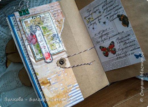 Моя последняя долгостройная работа с мастер-класса Эли Гафаровой - дневник - готова. Поскольку странички в дневник уже дома оформляла, то без фото из Архыза обойтись было бы странно. Причём, я решила вместе с фото участниц скрап-феста сохранить их АТС-ки и открытки. Хранить их отдельно не хотелось. фото 29