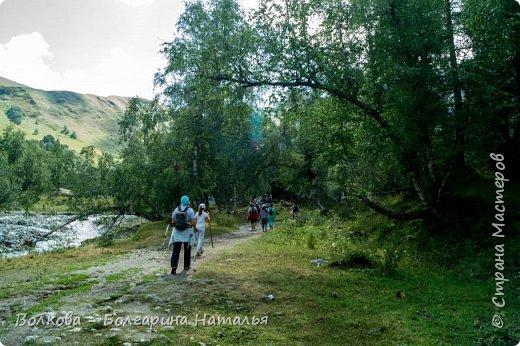 И вот настали последние два дня. Все мастер-классы проведены, осталось только любоваться красотами Архыза. В первую очередь, с утра, мы отправились на Софийские водопады. фото 37