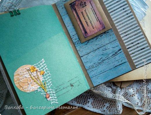 Моя последняя долгостройная работа с мастер-класса Эли Гафаровой - дневник - готова. Поскольку странички в дневник уже дома оформляла, то без фото из Архыза обойтись было бы странно. Причём, я решила вместе с фото участниц скрап-феста сохранить их АТС-ки и открытки. Хранить их отдельно не хотелось. фото 39