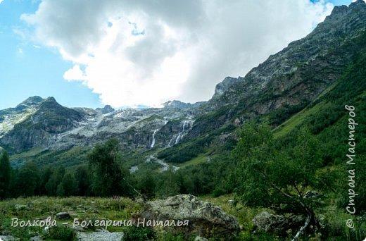 И вот настали последние два дня. Все мастер-классы проведены, осталось только любоваться красотами Архыза. В первую очередь, с утра, мы отправились на Софийские водопады. фото 39