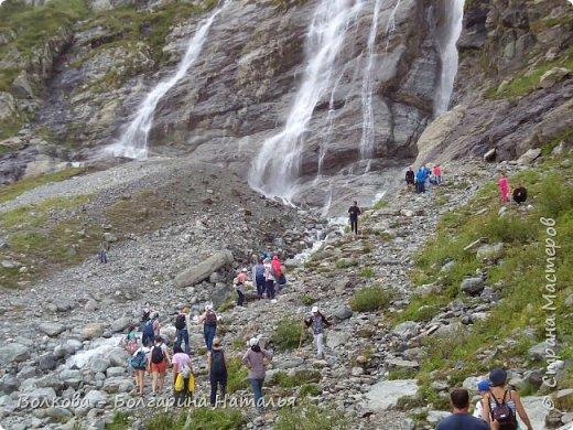И вот настали последние два дня. Все мастер-классы проведены, осталось только любоваться красотами Архыза. В первую очередь, с утра, мы отправились на Софийские водопады. фото 49