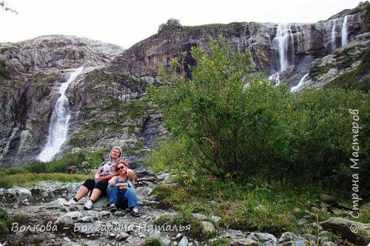 И вот настали последние два дня. Все мастер-классы проведены, осталось только любоваться красотами Архыза. В первую очередь, с утра, мы отправились на Софийские водопады. фото 50