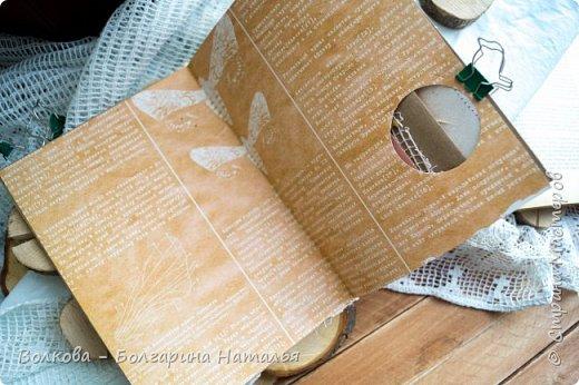 Моя последняя долгостройная работа с мастер-класса Эли Гафаровой - дневник - готова. Поскольку странички в дневник уже дома оформляла, то без фото из Архыза обойтись было бы странно. Причём, я решила вместе с фото участниц скрап-феста сохранить их АТС-ки и открытки. Хранить их отдельно не хотелось. фото 7