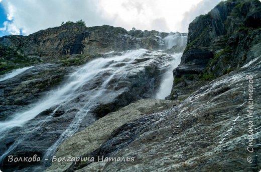 И вот настали последние два дня. Все мастер-классы проведены, осталось только любоваться красотами Архыза. В первую очередь, с утра, мы отправились на Софийские водопады. фото 57