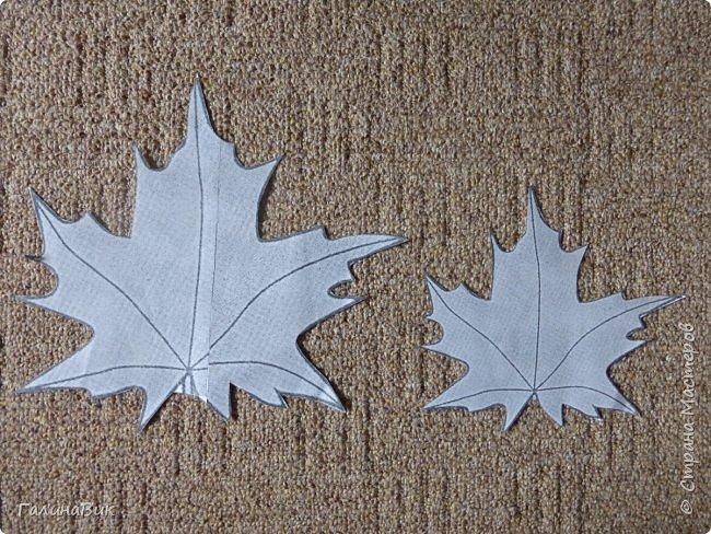 Всем добрый вечер! Для оформления школьного стенда ко Дню знаний придумала образы листьев в виде бабочек. фото 8
