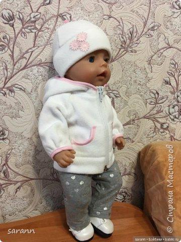 Одежда и обувь для BabyBorn  фото 15