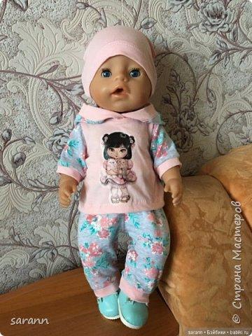 Одежда и обувь для BabyBorn  фото 6