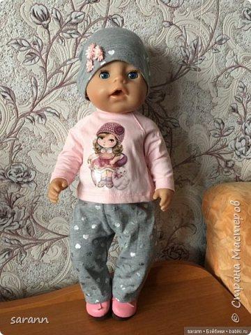 Одежда и обувь для BabyBorn  фото 2