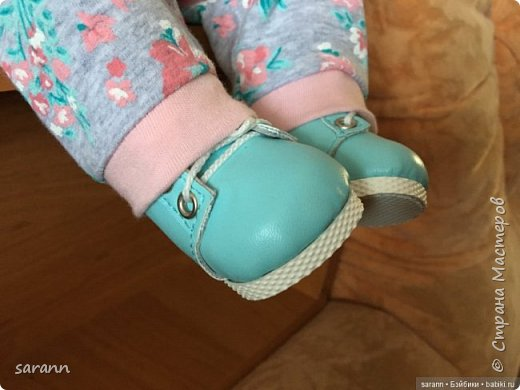 Одежда и обувь для BabyBorn  фото 7