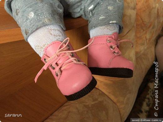 Одежда и обувь для BabyBorn  фото 3
