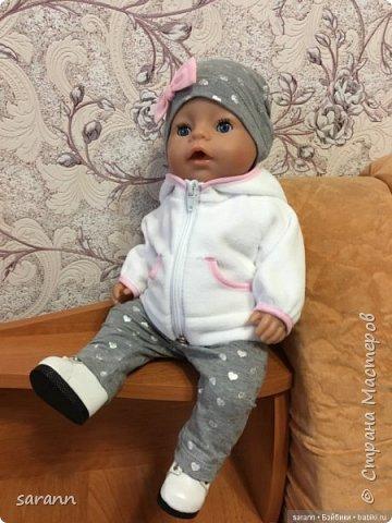 Одежда и обувь для BabyBorn  фото 17