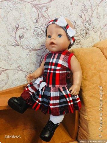 Одежда и обувь для BabyBorn  фото 11