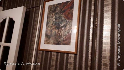 Давно обещала показать энкаустику в интерьере....выполняю свое обещание, правда еще малова-то, в основном в коридоре....в остальной квартире еще идет оформление, как будет все сделано - обязательно покажу....простите за плохое качество фотографий...из меня плохой фотограф..... фото 3
