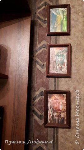 Давно обещала показать энкаустику в интерьере....выполняю свое обещание, правда еще малова-то, в основном в коридоре....в остальной квартире еще идет оформление, как будет все сделано - обязательно покажу....простите за плохое качество фотографий...из меня плохой фотограф..... фото 10