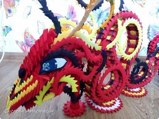 Красный дракон фото 4