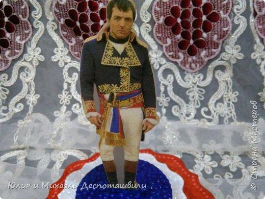 Музыкальная фигурка. Арманд Ассанте в роли Наполеона Бонапарта фото 4