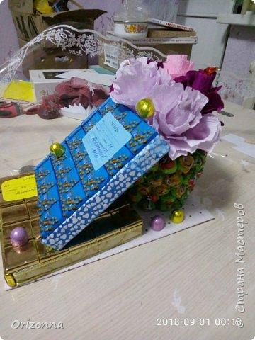 Подарок учителю на 1 сентября фото 1