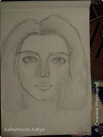 Всем снова привет! Давненько я не показывала вам своих рисунков, но их накопилось достаточно много.  Вот мой летний рисуночек акварелью. Акварелью я рисую вообще редко, в основном карандаши..но думаю этот рисунок удался) фото 16