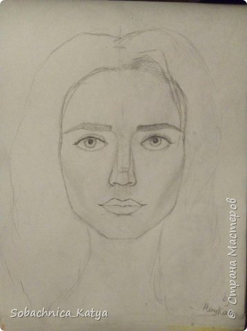 Всем снова привет! Давненько я не показывала вам своих рисунков, но их накопилось достаточно много.  Вот мой летний рисуночек акварелью. Акварелью я рисую вообще редко, в основном карандаши..но думаю этот рисунок удался) фото 15