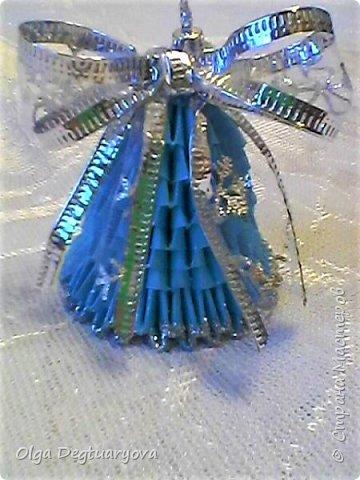Здравствуйте, друзья! Посмотрев великолепные колокольчики, сделанные ВиолеттойМ (https://stranamasterov.ru/node/1152925?tid=328), решила тоже поделиться своими запасами. Делала их в прошлом году в разном цвете. фото 5