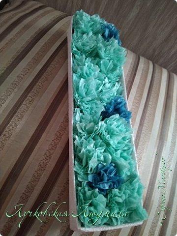 Такие вот подсолнухи, в технике оригами, сделала для украшения группы в детском саду. фото 7