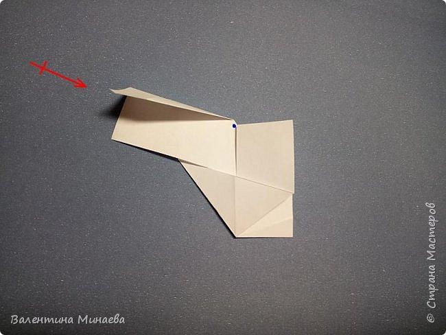 Всем привет! Еще один мастер-класс на кусудаму Сочный гранат (вариация кусудамы Sunshine). В Стране мастеров есть мастер-классы на другие вариации кусудамы Sunshine: https://stranamasterov.ru/node/1066992  https://stranamasterov.ru/node/1153054   Name: Juicy pomegranate (Sunshine var.) Designer: Valentina Minayeva Units: 30 Paper: 5,0 х 15,0 (1:3) Final height: ~ 12,5 cm without glue фото 13