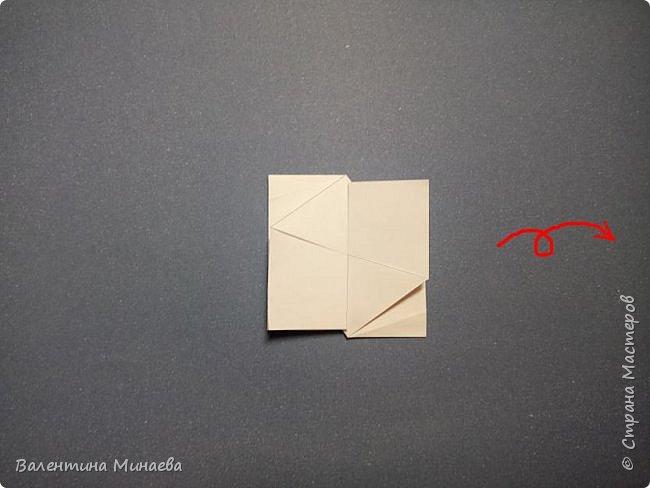 Всем привет! Еще один мастер-класс на кусудаму Сочный гранат (вариация кусудамы Sunshine). В Стране мастеров есть мастер-классы на другие вариации кусудамы Sunshine: https://stranamasterov.ru/node/1066992  https://stranamasterov.ru/node/1153054   Name: Juicy pomegranate (Sunshine var.) Designer: Valentina Minayeva Units: 30 Paper: 5,0 х 15,0 (1:3) Final height: ~ 12,5 cm without glue фото 14
