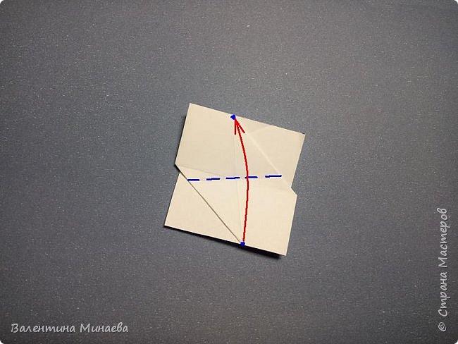 Всем привет! Еще один мастер-класс на кусудаму Сочный гранат (вариация кусудамы Sunshine). В Стране мастеров есть мастер-классы на другие вариации кусудамы Sunshine: https://stranamasterov.ru/node/1066992  https://stranamasterov.ru/node/1153054   Name: Juicy pomegranate (Sunshine var.) Designer: Valentina Minayeva Units: 30 Paper: 5,0 х 15,0 (1:3) Final height: ~ 12,5 cm without glue фото 15