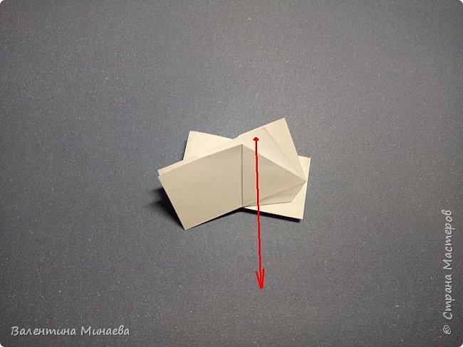 Всем привет! Еще один мастер-класс на кусудаму Сочный гранат (вариация кусудамы Sunshine). В Стране мастеров есть мастер-классы на другие вариации кусудамы Sunshine: https://stranamasterov.ru/node/1066992  https://stranamasterov.ru/node/1153054   Name: Juicy pomegranate (Sunshine var.) Designer: Valentina Minayeva Units: 30 Paper: 5,0 х 15,0 (1:3) Final height: ~ 12,5 cm without glue фото 16