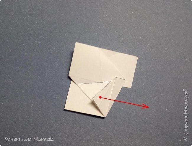 Здравствуйте!  Сегодня покажу МК на кусудаму Мельница (это одна из вариаций кусудамы Sunshine). Кстати, в Стране мастеров есть мастер-классы на другие вариации кусудамы Sunshine: https://stranamasterov.ru/node/1066992  https://stranamasterov.ru/node/1153058    Name: Mill (Sunshine var.) Designer: Valentina Minayeva Units: 30 Paper: 5,0 х 15,0 (1:3) Final height: ~ 11,0 cm without glue фото 18