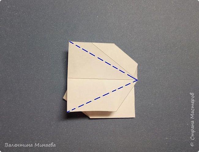 Всем привет! Еще один мастер-класс на кусудаму Сочный гранат (вариация кусудамы Sunshine). В Стране мастеров есть мастер-классы на другие вариации кусудамы Sunshine: https://stranamasterov.ru/node/1066992  https://stranamasterov.ru/node/1153054   Name: Juicy pomegranate (Sunshine var.) Designer: Valentina Minayeva Units: 30 Paper: 5,0 х 15,0 (1:3) Final height: ~ 12,5 cm without glue фото 23