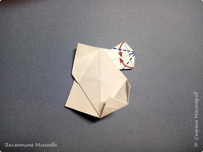 Всем привет! Еще один мастер-класс на кусудаму Сочный гранат (вариация кусудамы Sunshine). В Стране мастеров есть мастер-классы на другие вариации кусудамы Sunshine: https://stranamasterov.ru/node/1066992  https://stranamasterov.ru/node/1153054   Name: Juicy pomegranate (Sunshine var.) Designer: Valentina Minayeva Units: 30 Paper: 5,0 х 15,0 (1:3) Final height: ~ 12,5 cm without glue фото 27