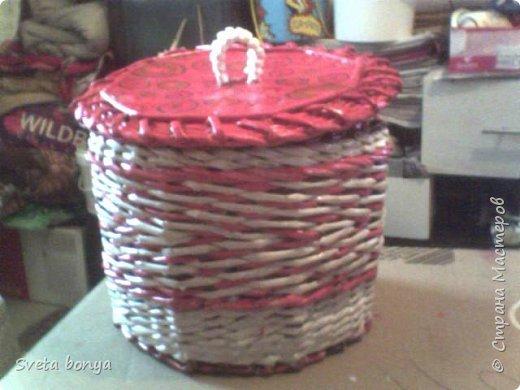училась разным методам плетения. фото 12