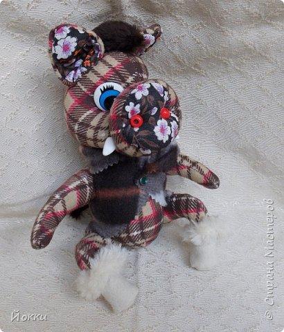 Веприки - размер с ладонь, искусственный мех, флок на пятачке, набивка - холлофайбер. фото 17