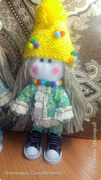 Всем привет.У меня опять куклы,какие то уже уехали в свои новые дома,какие то еще в стенке стоят. фото 2
