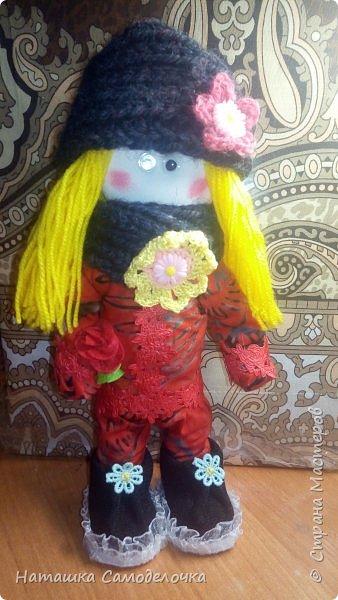 Всем привет.У меня опять куклы,какие то уже уехали в свои новые дома,какие то еще в стенке стоят. фото 5
