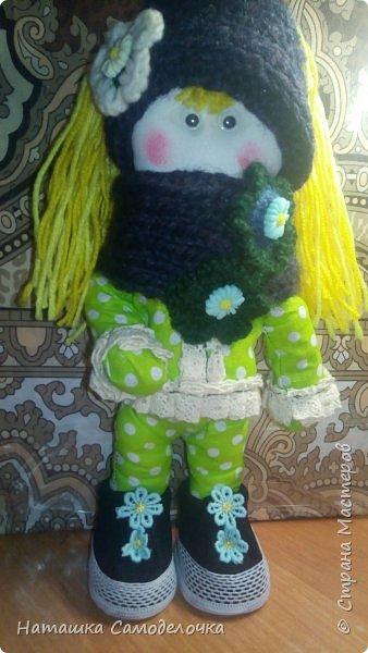 Всем привет.У меня опять куклы,какие то уже уехали в свои новые дома,какие то еще в стенке стоят. фото 7