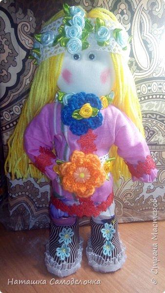 Всем привет.У меня опять куклы,какие то уже уехали в свои новые дома,какие то еще в стенке стоят. фото 8