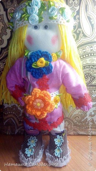 Всем привет.У меня опять куклы,какие то уже уехали в свои новые дома,какие то еще в стенке стоят. фото 9