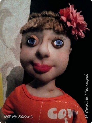 Портретная кукла. Ксюха фото 1