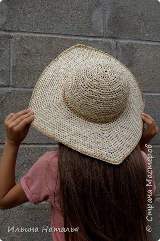 Шляпка с четырехугольными полями фото 3